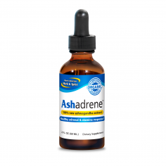 Ashadrene 2oz Front Label